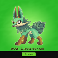 002 Lycanthum by Eeoon