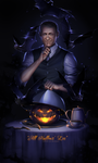 All Hallows' Eve by AkubakaArts