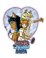 Josie and the Pussycats Manga by NelsonRibeiro