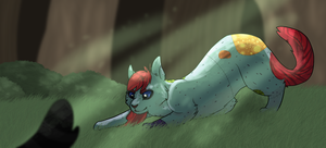 Hunting the Fluffy Beast [YCH - COMPLETE] by Spiritpie