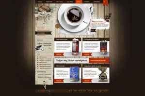 valdocafe site by arkantal