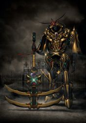 Chronos by thefifthorder