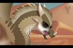 Coyote's Howl by xTheDragonRebornx