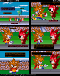 Spikes' Chronicles#12: The speech by GFTheplayer