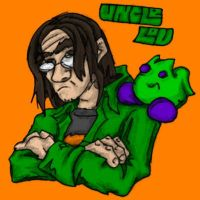 ID: Uncle Lou by MadGoblin
