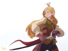 Pirate by soonsang