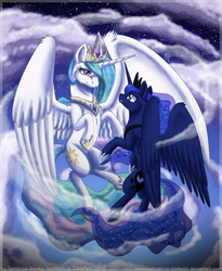 Princesses from the Sky by InuHoshi-to-DarkPen