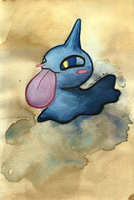 Ghost Month - Shuppet by The-Spikey-Mouth