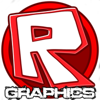 Roblox Graphics Community logo by Mrbacon360