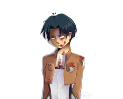 Levi Rivaille by Mink-san