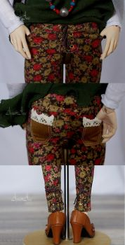 Pants Details by AyuAna
