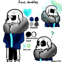 some Sans doodles by miller7751