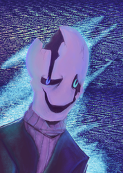 VOID MAN TAKE ME BY THE VOID HAND by pinkharte