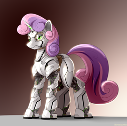 Sweetie Bot by Batonya12561
