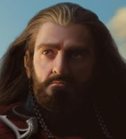 Thorin Oakenshield by YueQing