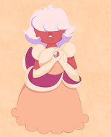 Padparadscha by Thyliet