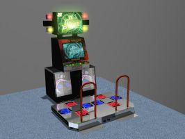 Dance Dance Revolution Extreme by STsung