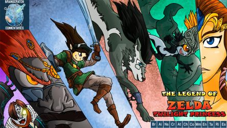 BrainScratch Commentaries -  Twilight Princess by BrenoRanyere