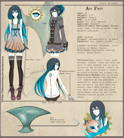 Avi Fayt Character Sheet by biancaloran