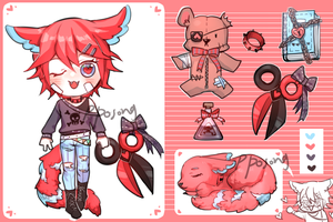 Kemonomimi boy adopt 04 closed by pposong