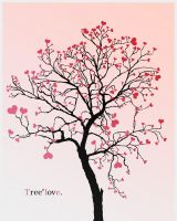 Tree of love. by m1o6d