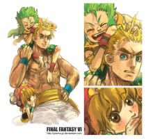 FF6 - Let's PLAY by prema-ja