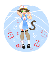[DTA] - Sailor Cat by hello-planet-chan
