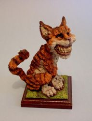 Cheshire Cat by shaungent