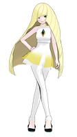 MMD Lusamine Pose DL by 2234083174