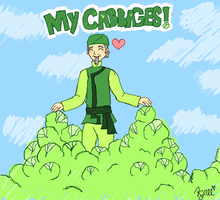Cabbage Heaven by DrizzleDaydream