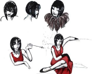 Character Sheet- Jeena by lissa-quon