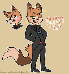[AF 1] Alpha by x-Tomorrow