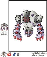 Alpha Regi 2: Alpha Registeel