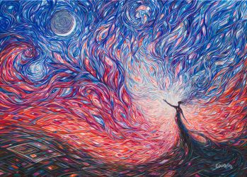 Child of the Moon by eddiecalz