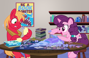 Tabletop Night Preview by PixelKitties