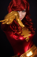 Dark Phoenix II by AngelLiriel