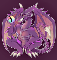 Ridley - Ready to Smash by cloudypouty