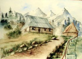 Mountain House by Vanitty