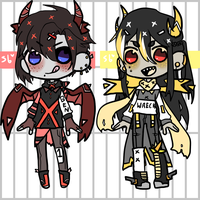 Adopt Batch 23// PENDING by Starbarries