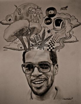 KiD CuDi by IAmPencilFingerz