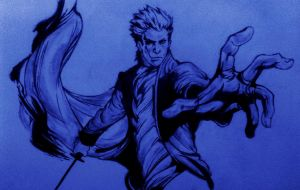 Vergil by DaNew-Guuy