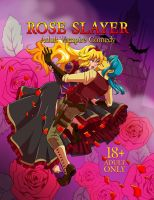 Rose Slayer (Cover) by glance-reviver