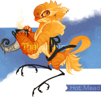 Hot Mead by NebNomMothership