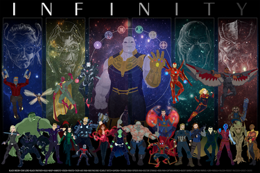 Infinity by VegetarianGoat