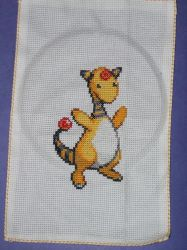 Pokemon: Ampharos by BlushiexD