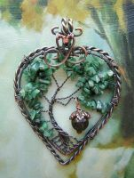 Seed of Life *COMMISSION* by RachaelsWireGarden