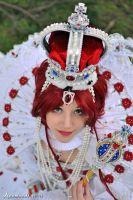 Trinity Blood - The White Queen by TheNightMaster