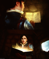 TW:WH - Syanna Fairytale by MilliganVick
