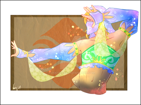 [COMMISSION] Breath of the Wild- Dance my Voe by funkynary