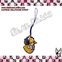 Caprice Cellphone strap by BlakBunni